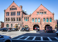 Fire Station Boston